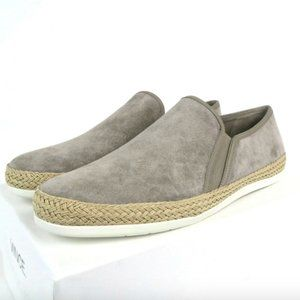 VINCE Acker Suede Leather Slip-On Sneaker Size 11